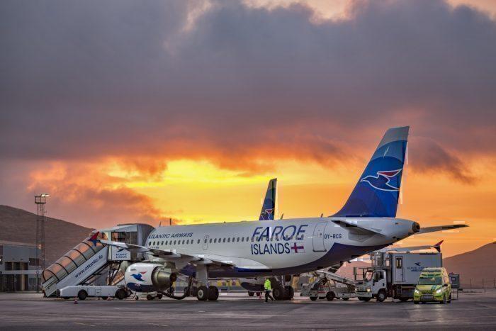 Atlantic Airways A320