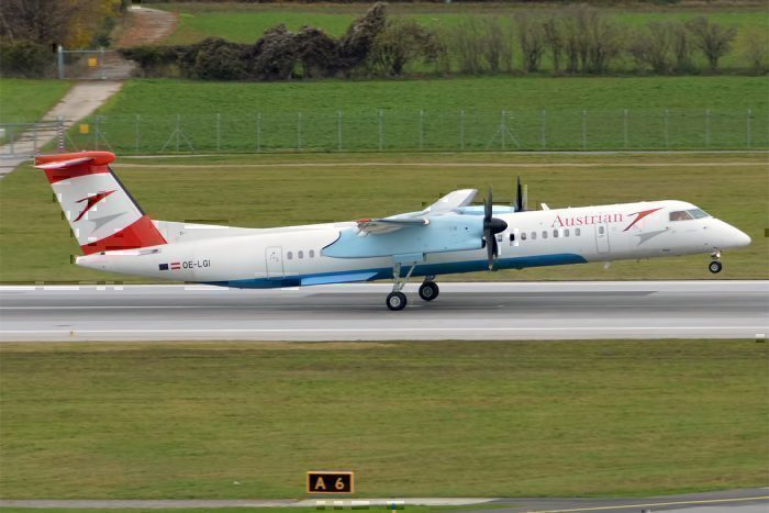 Austrian Airlines Seeks Assistance With Loss Making Domestic Routes
