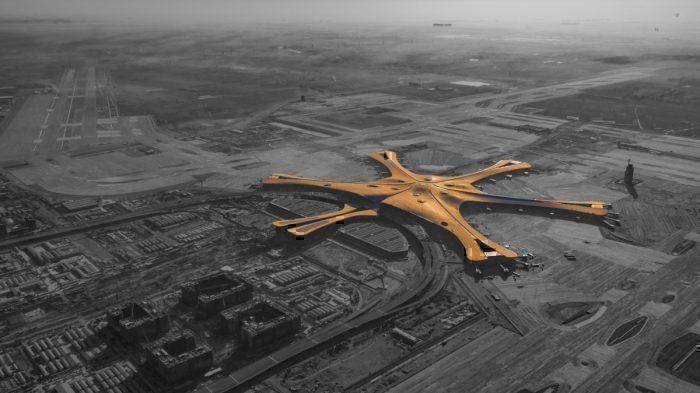 Beijings new Daxing Airport