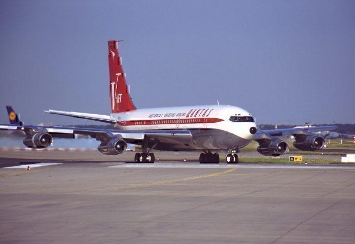 John Travolts's 707