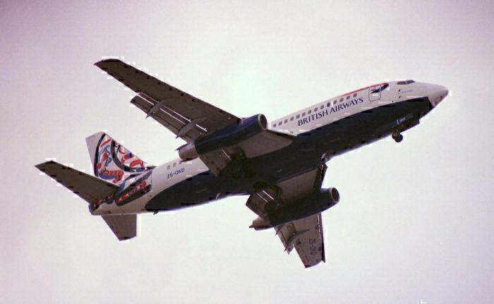 Comair 737-200