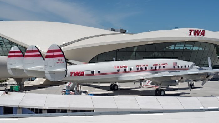 TWA Constellation