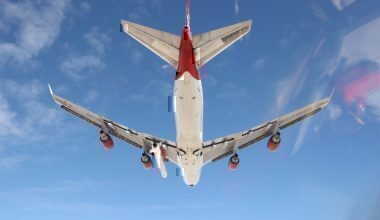 Virgin Orbit Boeing 747 Rocket