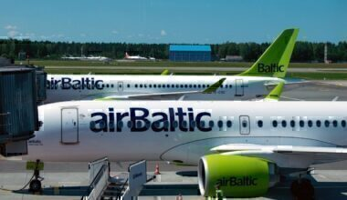 airBaltic, new routes, summer 2020