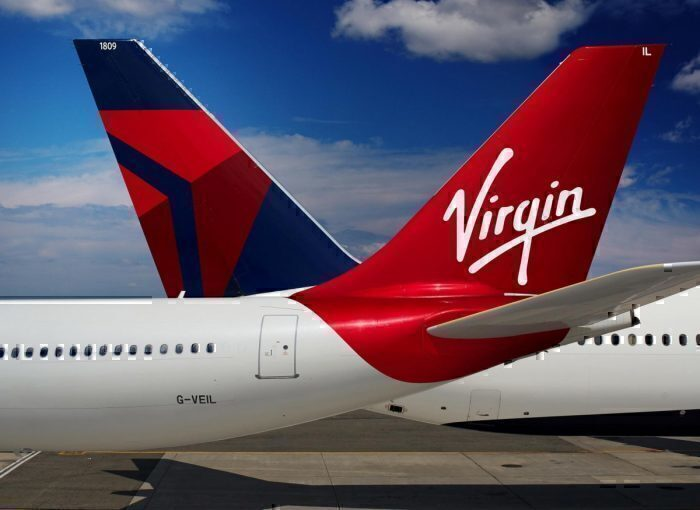 Delta Air Lines - Virgin Atlantic