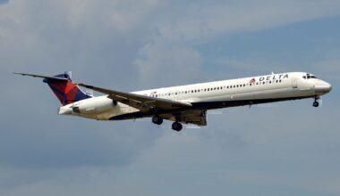 Delta Air Lines MD-88 retirement