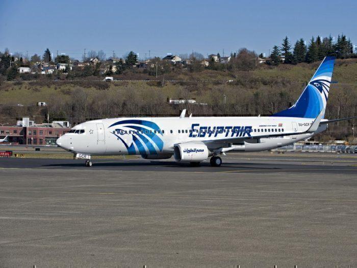 Egyptair 737