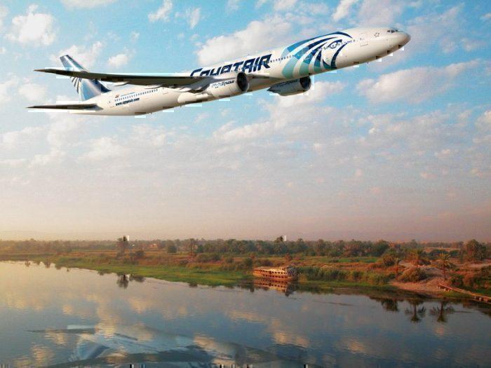 EgyptAir 777