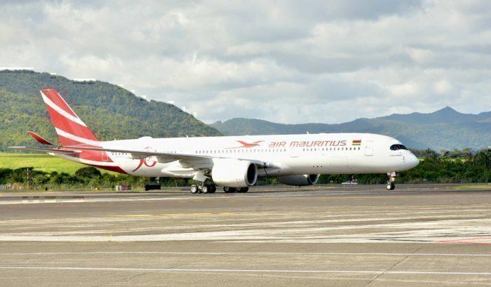 Air Mauritus A350
