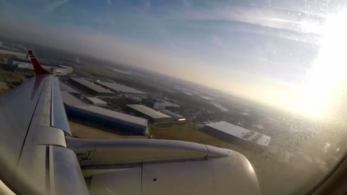 Flight Review: Georgian Airways Economy Class