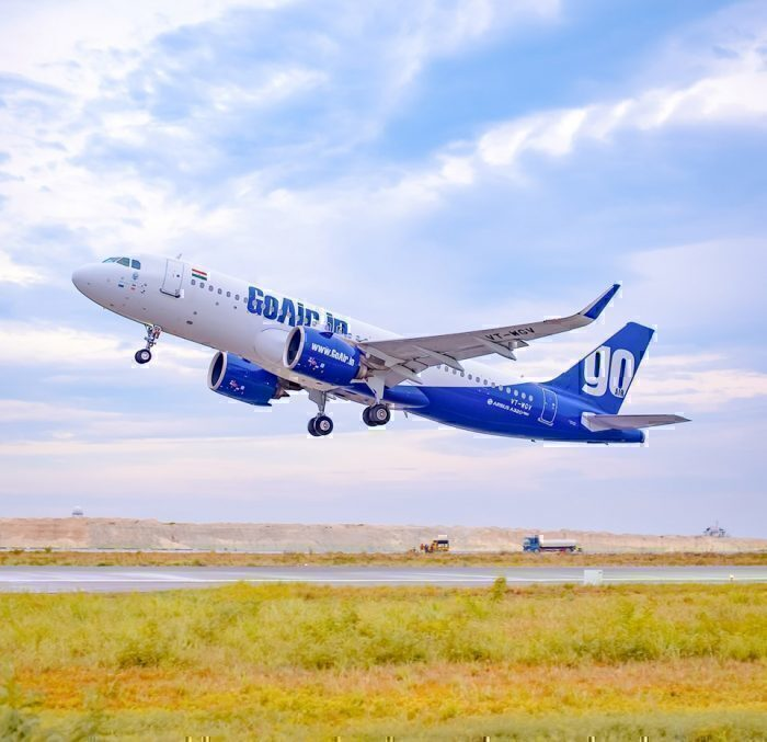 GoAir-50th-A320
