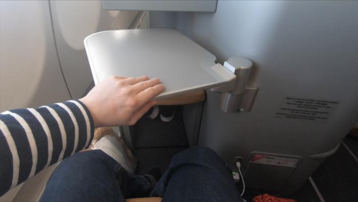 Flight Review: Alitalia A330 Business Class