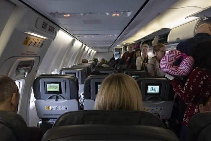 Trip Review: WestJet Economy Class Boeing 737-600