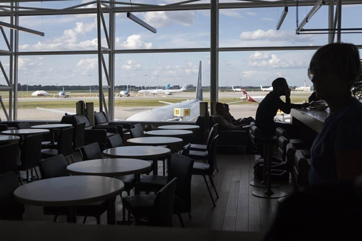 How Will Airline Lounges Change In A Post-COVID World?