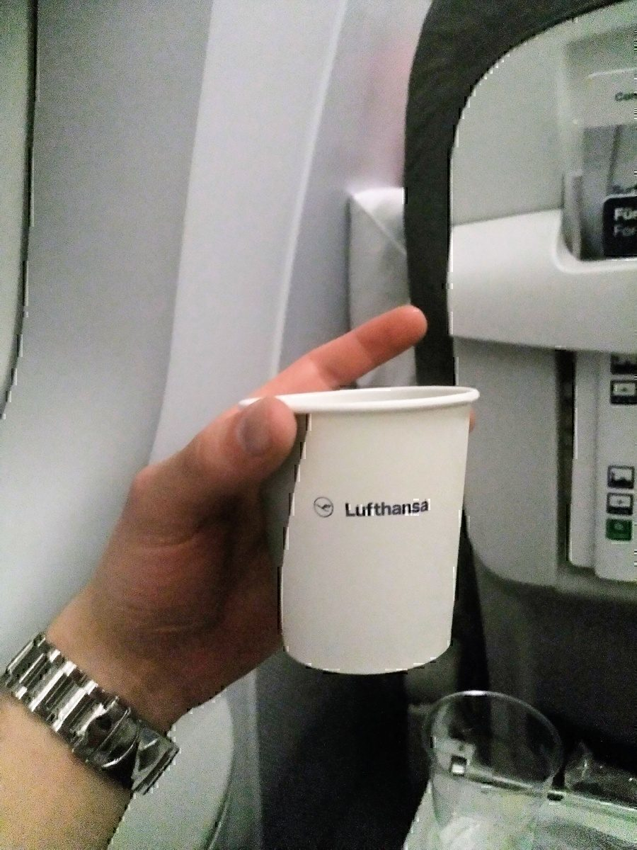 LH Coffee cup