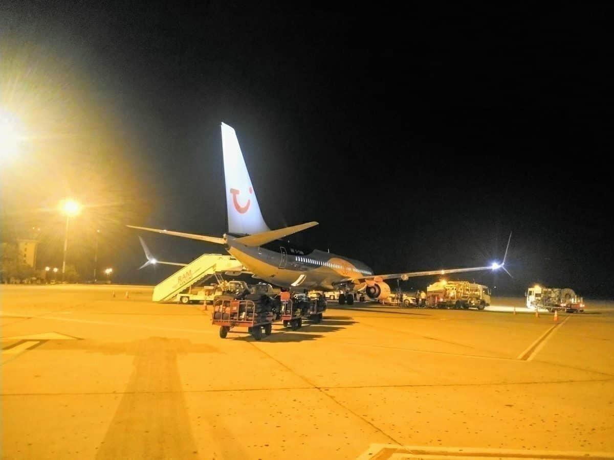 Agadir Airport Plane Spotting