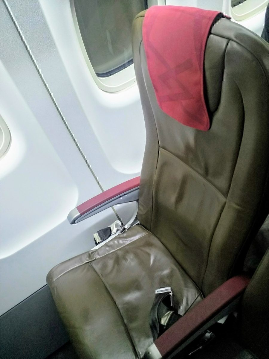 RAM ATR modern seat finish