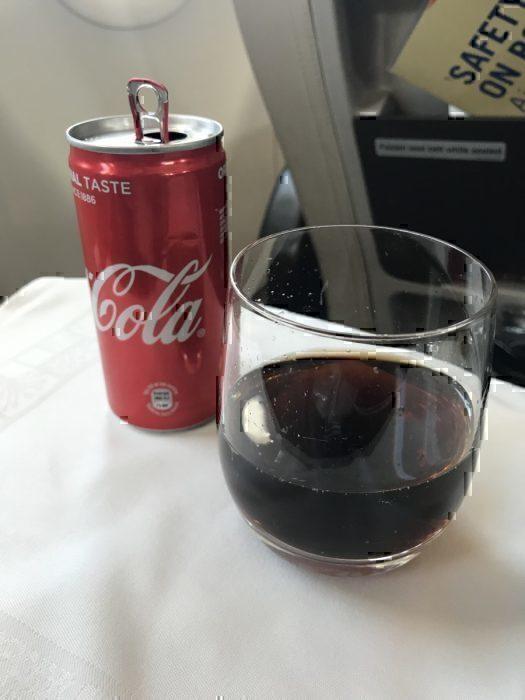 SAA coca cola