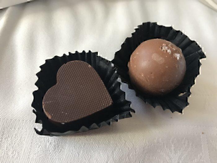 SAA chocolates