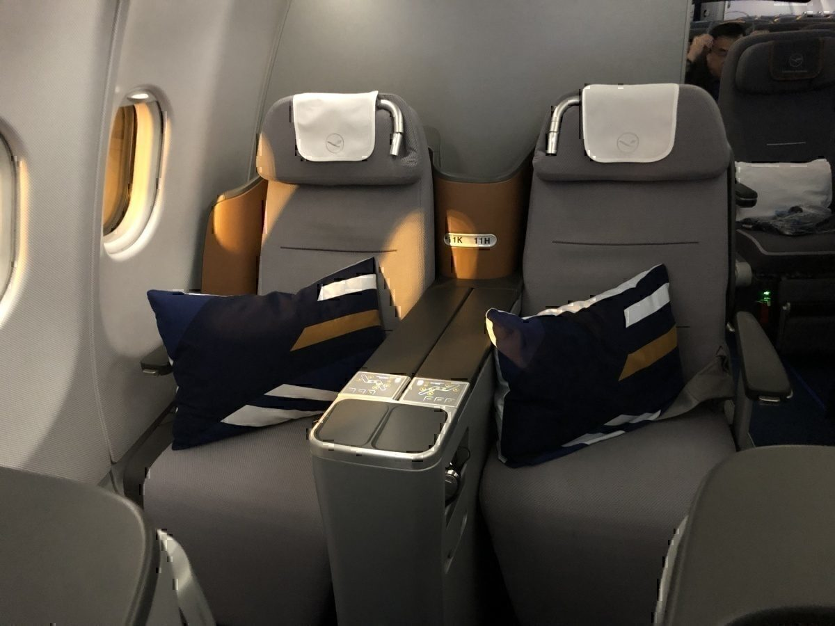Lufthansa Business