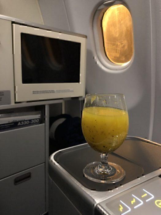 orange juice business