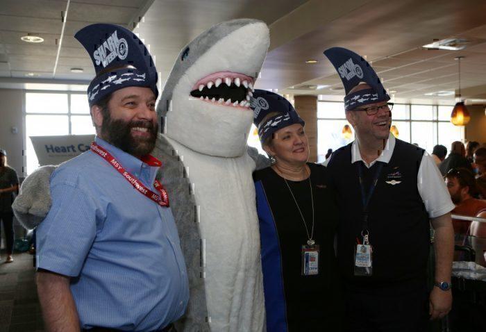 Shark week gate activities
