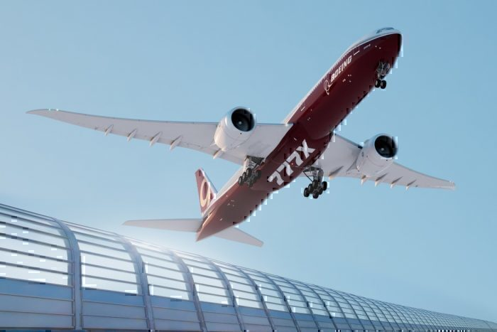 Boeing 777X 2020 Launch