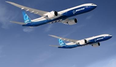 Boeing 777X 2020 launch