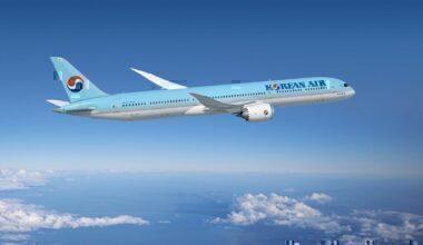 Korean Air 787-10