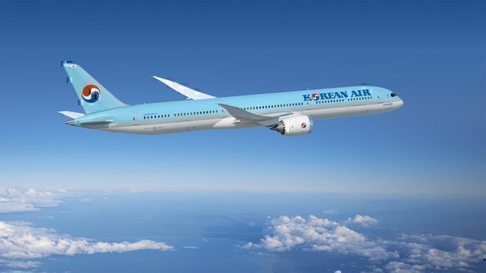 Korean Air 787-10