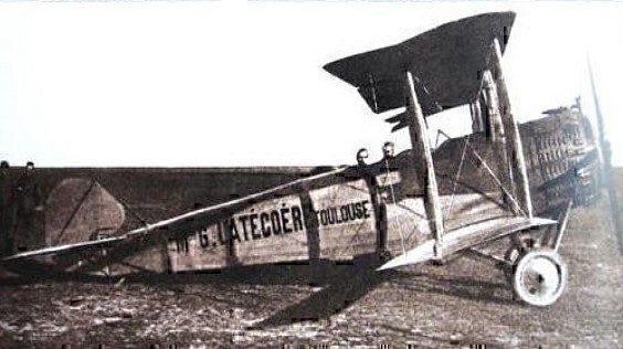 Lignes Aeriennes Latécoére / Aeropostale