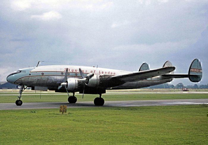 Lockheed_L749A_G-ANUR_Skyways_Ringway_11.08.63