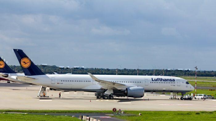 Lufthansa A350-900