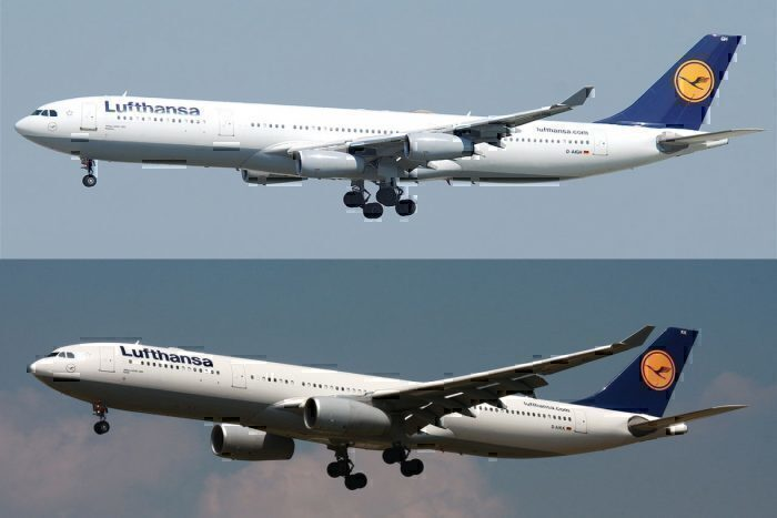 Why Airbus Built Both The A340 And A330 At The Same Time