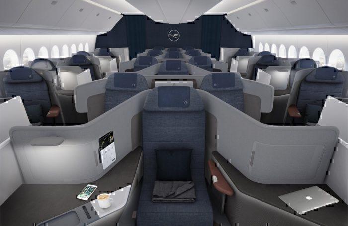 Basic Business class fares