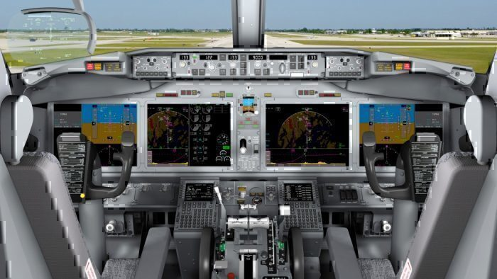 737-flight-deck