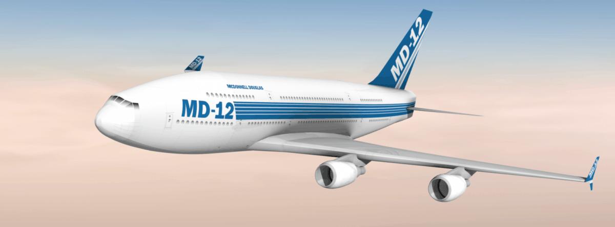 The McDonnell Douglas MD-12 vs The Airbus A380 – A Comparison