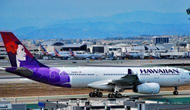 Hawaiian Airlines, Tokyo, ANA