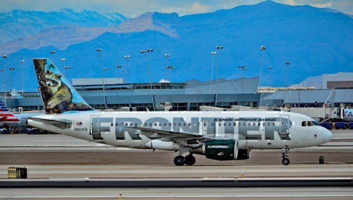 Frontier Ailines A319