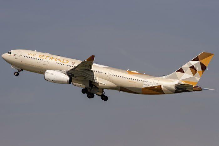 Etihad A330-200