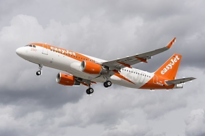easyjet Airbus A320 KLM Boeing 737 Amsterdam Collision