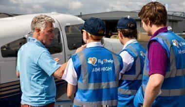 Airbus Aviation Skills Students