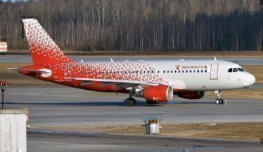 Rossiya Airlines Airbus A319