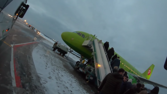 Flight Review: S7 Airlines – Russia's Largest Domestic Airline
