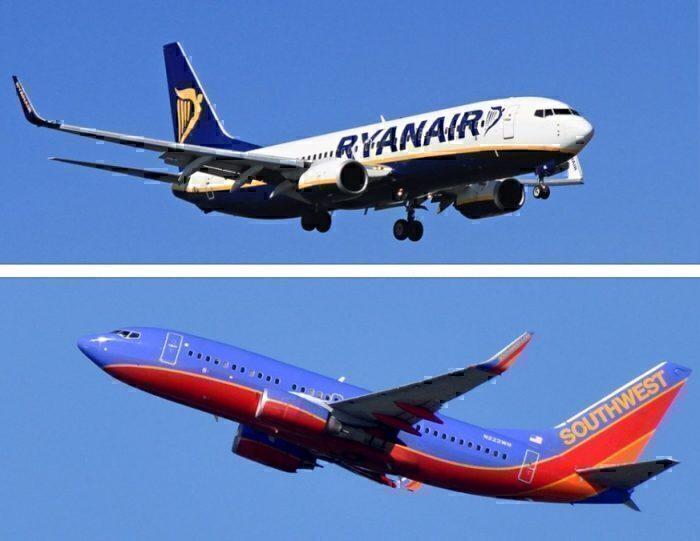 Ryanair vs Southwest