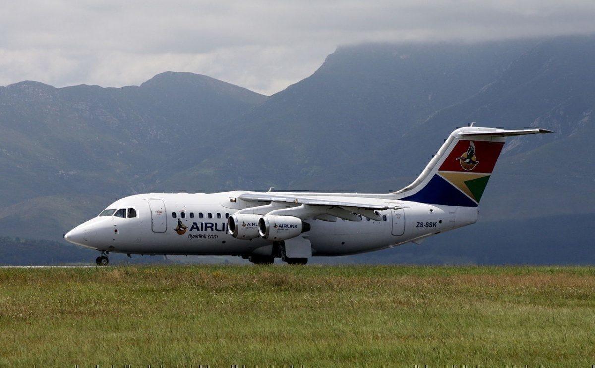 SA AIrlink RJ85