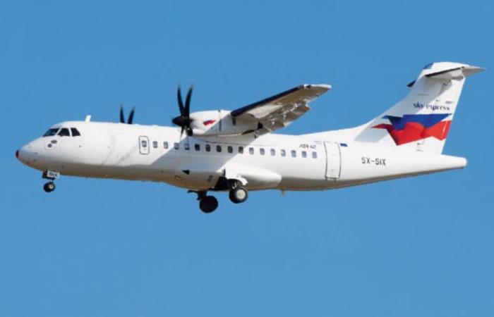 Sky Express ATR 42-500