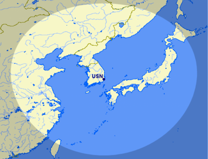 Airline Startup Of The Week: Korea's Hi Air - Simple Flying on air india route map, korean airlines flight status, thai airways route map, korean airlines seat assignments, saudia route map, korean airlines history, korean airlines food, air niugini route map, cathay pacific route map, air new zealand route map, air berlin route map, iberia route map, air france route map, korean airlines business class, flight route map, korean airlines amenities, korean airlines 747, air astana route map, island air route map, tap air portugal route map,