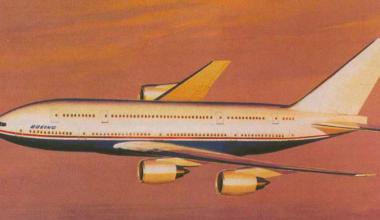 Boeing NLA