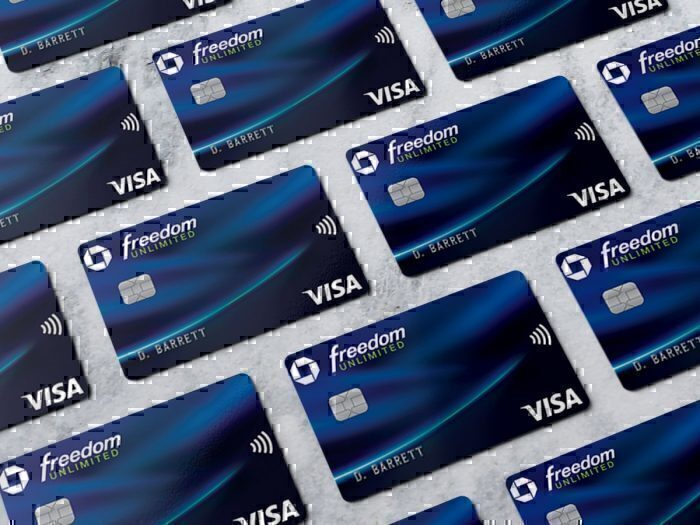 Chase Freedom Unlimited card